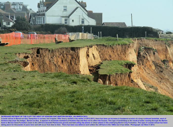 Image result for cliff collapse christchurch bay