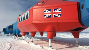 Image result for british research base antarctica