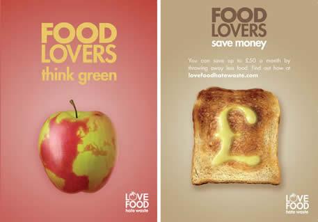 Image result for love food hate waste