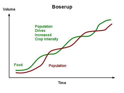 Image result for boserup graph